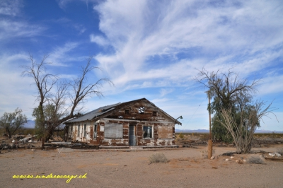 Old House on Route 66